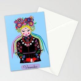 Veronika Stationery Cards