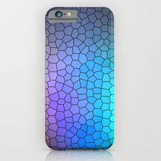 Rainbow Mosaic Slim Case iPhone 6s