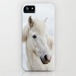 Icelandic Horse iPhone Case