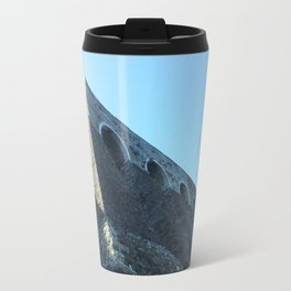 Church on the cliff Travel Mug