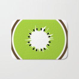 Slice of Kiwi Bath Mat
