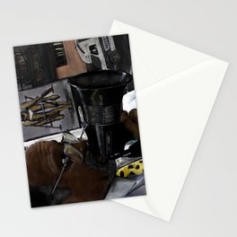 Basting Like a Butterball Stationery Cards