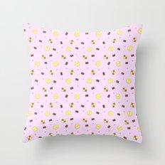 Nomsies Throw Pillow