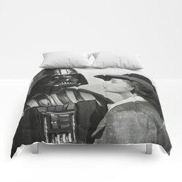 Darth Vader in Casablanca Comforters