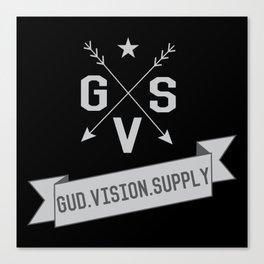 Gud Vision Supply Canvas Print