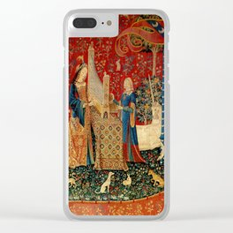 Harry Potter's Gryffindor Common Room Clear iPhone Case
