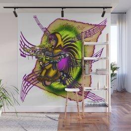 Lovecraft Cuties Set 01 : Hasta The Yellow Queen Wall Mural