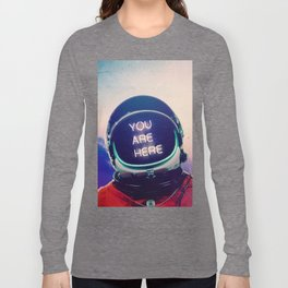 Where You Are Long Sleeve T-shirt