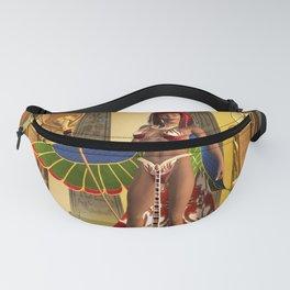 Wonderful egyptian women Fanny Pack