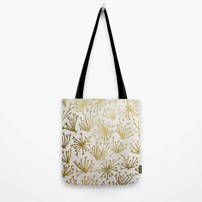 Queen Anne's Lace #2 Tote Bag