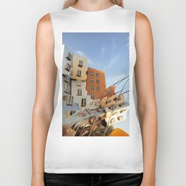 The Ray and Maria Stata Center Biker Tank
