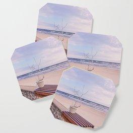 Winter On The Seaside Coaster