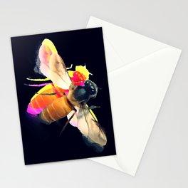 Abeille dark Stationery Cards
