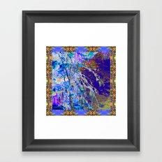 Bain's Faith Framed Art Print