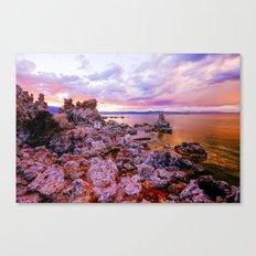 Mono County Rocks, Part I Canvas Print