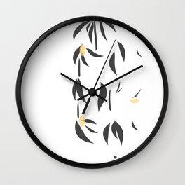 Asian dream Wall Clock