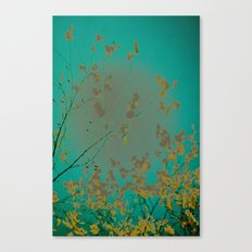 On the Other Side of Love Canvas Print