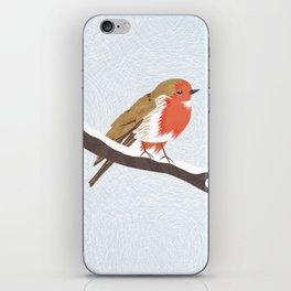 Robin. iPhone Skin