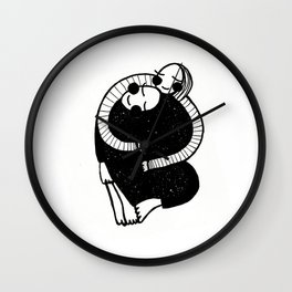 I need space Wall Clock