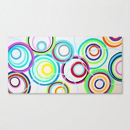 ROUNDABOUTS Canvas Print
