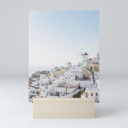 Santorini, Greece - Fine Art Print Mini Art Print