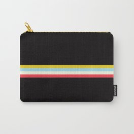 Pinga - Classic Retro Summer Stripes Carry-All Pouch