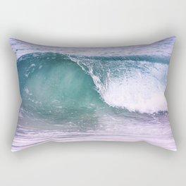 Perfect Curl Rectangular Pillow