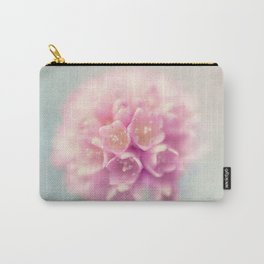 flower pink Carry-All Pouch