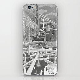 Frackpool 01 iPhone Skin