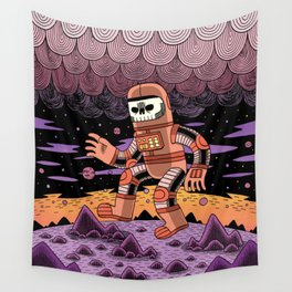 Orbit Wall Tapestry