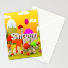 My air Balloon Stationery Cards