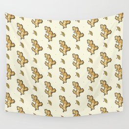 ginger root power Wall Tapestry