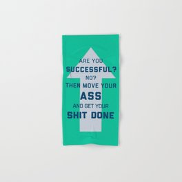 Are you Successful? Hand & Bath Towel