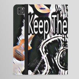Keeping The Dream Alive iPad Folio Case