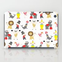 circus iPad Cases featuring Circus by Lydia Meiying