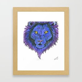 I AM Framed Art Print