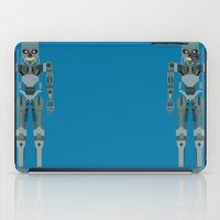 terminator iPad Cases featuring Terminator Vector by TIERRAdesigner