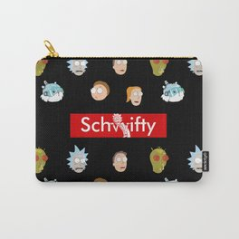 rick morty supreme Carry-All Pouch