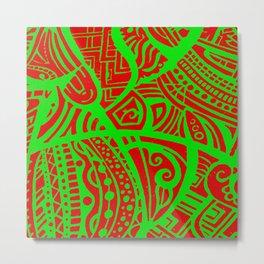 Abstractish 3 Metal Print