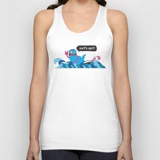 Surf's up!!! Unisex Tank Top