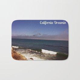 California Dreamin' Bath Mat