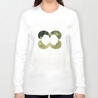 lily Long Sleeve T-shirts featuring Lily by MargherittaVi
