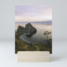 Lake Baikal Mini Art Print