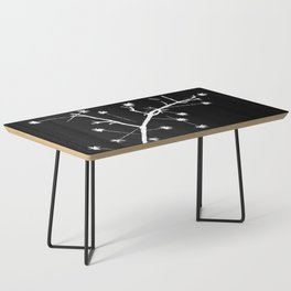 Twigs and Thorns Photogram Coffee Table