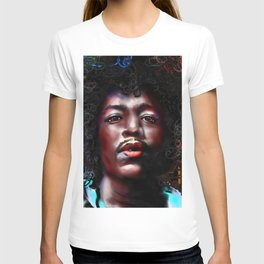 J. Hendrix Color T-shirt