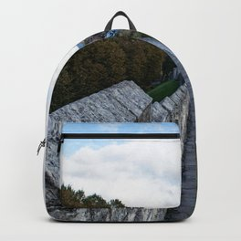 A walk along the wall Backpack