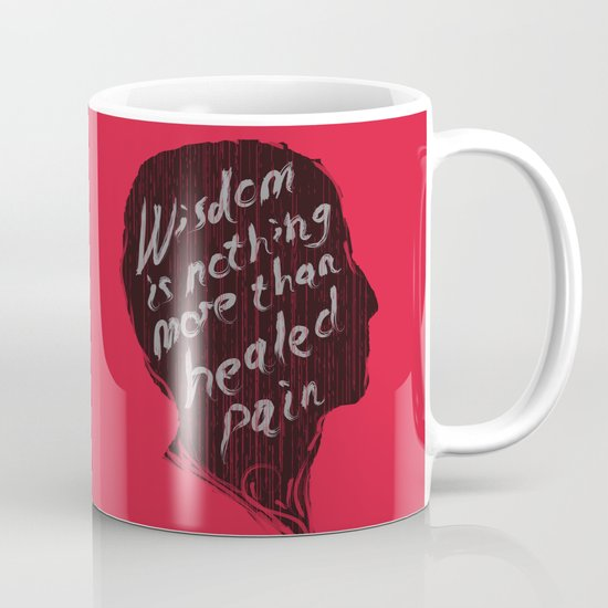 Words of wisdom Mug