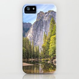 Mother Nature 7 iPhone Case