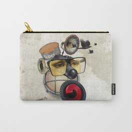 industrial existence Carry-All Pouch