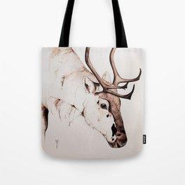 Reindeer   Viktor Tote Bag